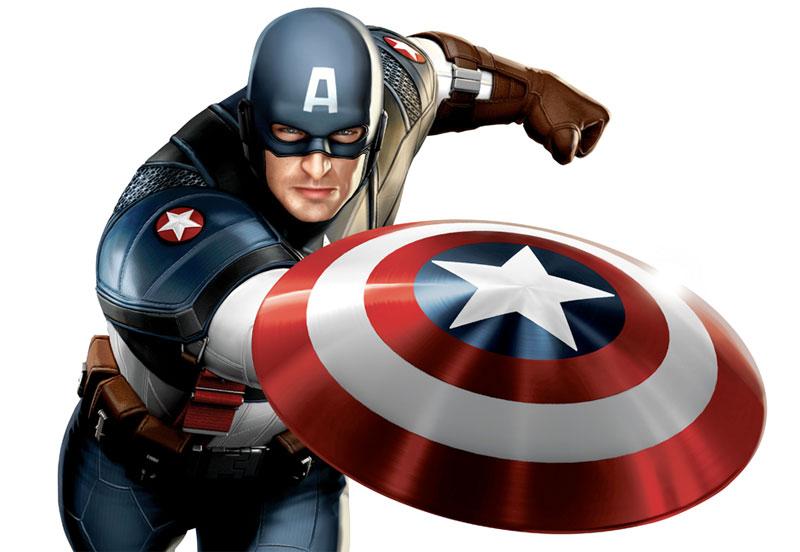 cool captain america - photo #20